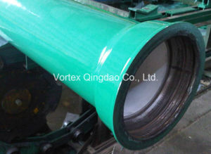 Polyurethane Coating Ductile Iron Pipe pictures & photos