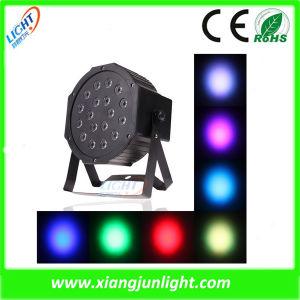 36W 18 LED Flat PAR Lights Lamp PAR Can pictures & photos
