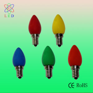 Porcelain LED C7 Multicolors for String Light Bulbs pictures & photos