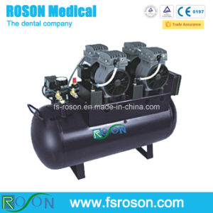 Oil-Free 55L Dental Air Compressor for Dental Clinic Use pictures & photos