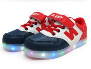New Promotional LED Lady Shoes pictures & photos