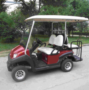 4 Person Golf Cart, Best Golf Carts, Affordable Golf Cart, Electric Fast Golf Carts for Sale pictures & photos