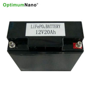 Rechargeable 12V 20ah Lithium Battery Pack for E-Scooter pictures & photos