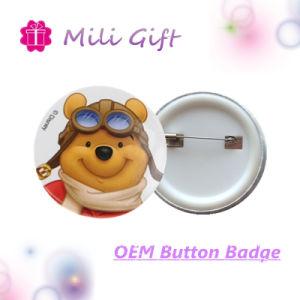 Cartoons Bear Hot TV Show Design Promotional Gift Pin Button Badge pictures & photos