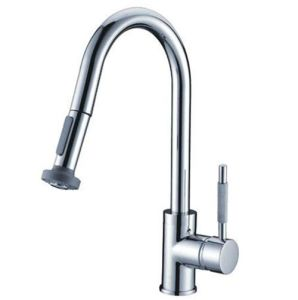 Sanitary Wares Pull out Kitchen Sink Faucet (026-37) pictures & photos