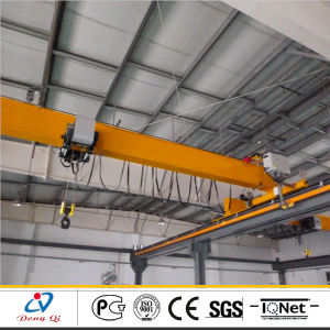 Ld Lda 20 Ton Single Girder Overhead Crane for Sale