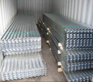 High Strength Galvanized Steel Roof Panel with Cost Price pictures & photos