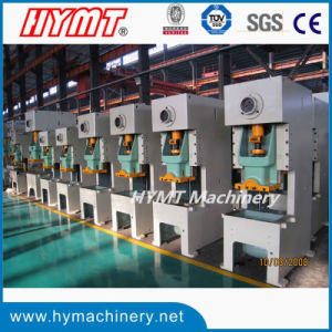 JH21-200T C Frame Single Crank Mechanical Power Press punching machine pictures & photos