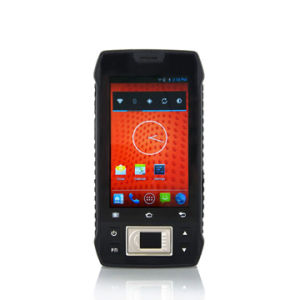 Mobile Style Fingerprint Reader/Scanner with 4.3 Inch Touch Screen, Android Portable (A380) pictures & photos