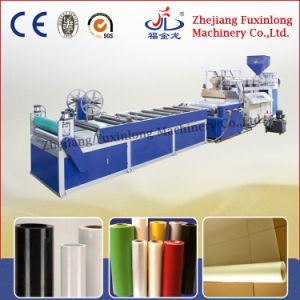 PP/PS Double Layer Plastic Sheet Extrusion Line pictures & photos