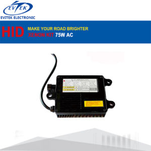 2016 Factory Price Wholesale 75W 12V AC HID Ballast for HID Xenon Headlight Ce RoHS pictures & photos