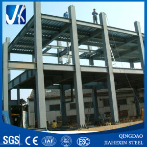 Engineering Prefabricated High Quality Rise Steel Structure pictures & photos