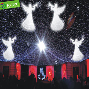 LED Christmas Angel Light for Xmas Decoration From Factory pictures & photos
