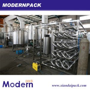 Modern Pack Pasteurizer Yogurt Pasteurizer Milk Pasteurizer pictures & photos