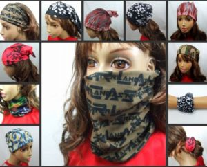 Wholesale Multifunctional Sports Buffe Headwear pictures & photos