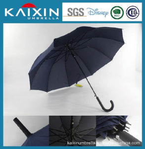 CIQ Wholesale Fiberglass Frame Windproof Umbrella
