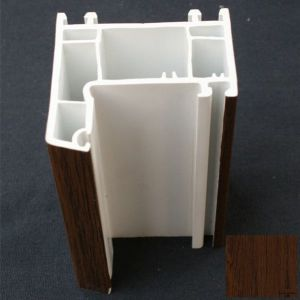 Anti-UV Wooden Grain PVC Film pictures & photos