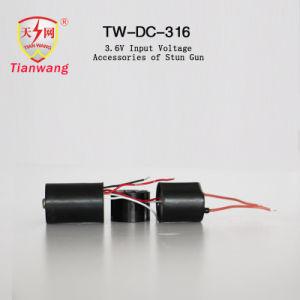3.6V to 17000V High Voltage Transformer for Stun Gun pictures & photos