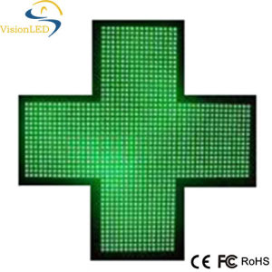 IP65 Outdoor LED Cross Sign with 40*40cm
