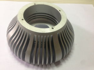 Aluminum Sun-Flower Fin Heat Sinks for Electronic Product Thermal Solution pictures & photos