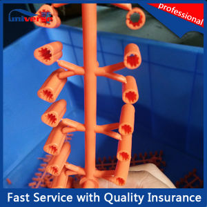 Custom Made Injection Plastic Molded Screw Accessories Parts pictures & photos