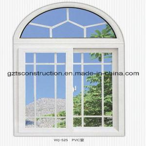 European Style Tilt and Turn UPVC Window pictures & photos