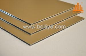 A2 Color Sheet / Wooden Design / Interior Panel Aluminum Composite Panel pictures & photos