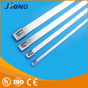Jhcn-12X500mm High Tensile Stainless Steel Cable Tie pictures & photos