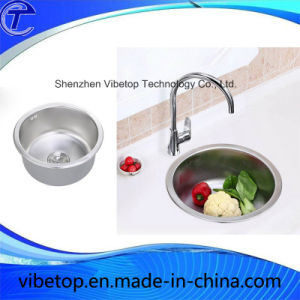 Single Bowl Stainless Steel Kitchen Sinks pictures & photos
