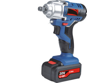 High Quality Lithium Impact Wrench pictures & photos