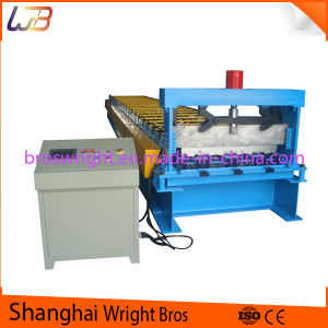 Steel Structural Panel Roll Forming Machine pictures & photos