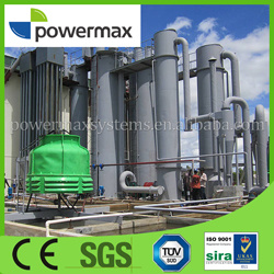 Palm Fronds Biomass Gasification Plant, Powermax Generator, Biomass Plant