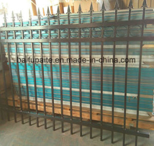 Good Quality Aluminum Fence Garden Fence Outdoor Fence Metal Fence Durable Metal Fence pictures & photos