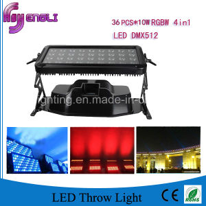 36PCS*10W LED Single-Layer Project Stage Lighting (HL-024)