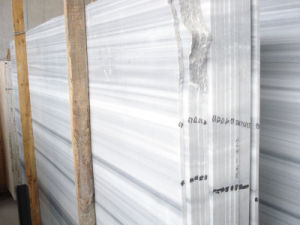 Marmara White Marble Tile for Interior Decoration (YYT) pictures & photos