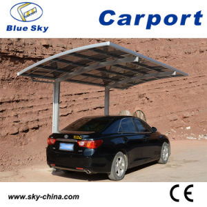 Economic Aluminum Carport with Polycarbonate Roof pictures & photos