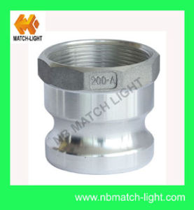 Stainless Steel Quick Connecting Couplings pictures & photos