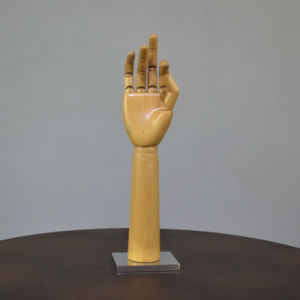 Flexible Solid Wooden Mannequin Hands for Display pictures & photos