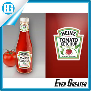Magnet Heinz Ketchup Bottle Label Maker Tomato Sauce pictures & photos
