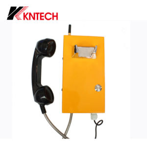 GSM Emergency Phone Knzd-14 GSM Kntech pictures & photos