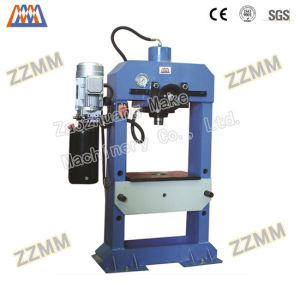 Sliding Cylinder RAM Industrial Auto Hydraulic Press Machine for Watchcase Forging pictures & photos