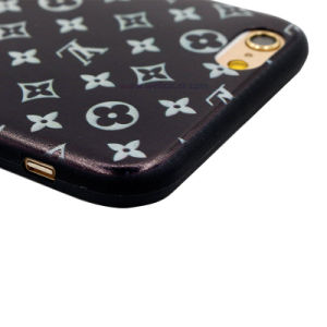 Wholesale Mobile Phone Accessories Famous Brand Logo Case/Cover for iPhone/Samsung pictures & photos