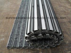 Aluminium Profile for Anti Slip Stair Nosing pictures & photos