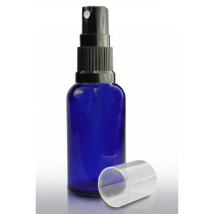1oz 30ml Cobalt Blue Essential Oil Glass Bottle with Sprayer pictures & photos