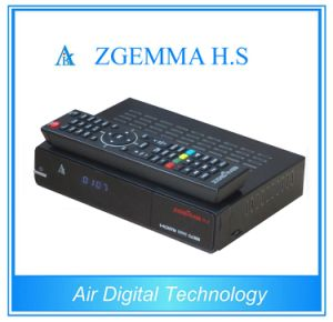 Full Channels High-Tech Zgemma H. S Satellite TV Receiver High CPU Linux OS DVB-S One Tuner pictures & photos