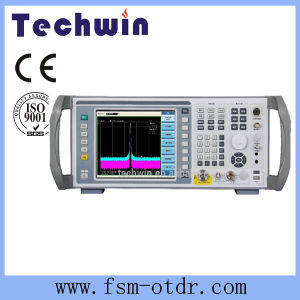 Techwin Signal Analyzer Microwave Measurement Frequency Spectrum Analyzer pictures & photos