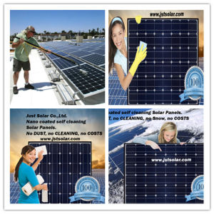 China Good Price Mono 250W 260W 36V Solar Panel with CE TUV Certificate pictures & photos