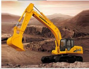 Small-Scale Size Lonking Crawler Lonking Excavator LG6285 pictures & photos