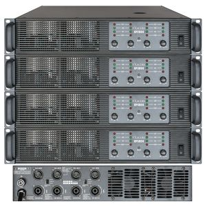 4 Channel KTV Power Amplifier (400W *4) (XP4004) pictures & photos