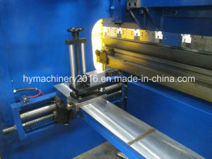 Wc67y-100X2500 Hydraulic Press Brake & Steel Plate Bending Machine pictures & photos